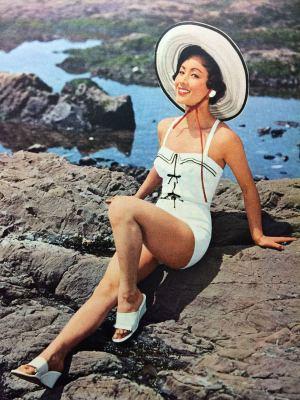 南田洋子さん